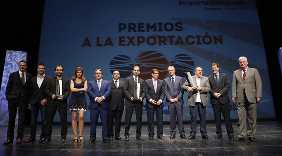 Premios a la Exportación