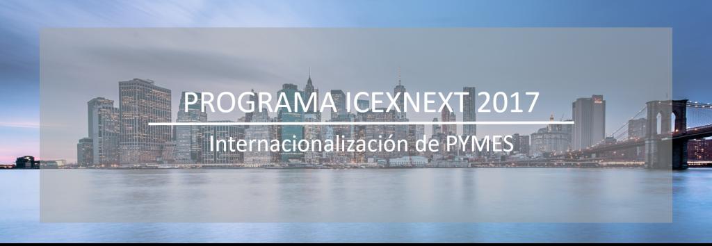 IcexNext 2017